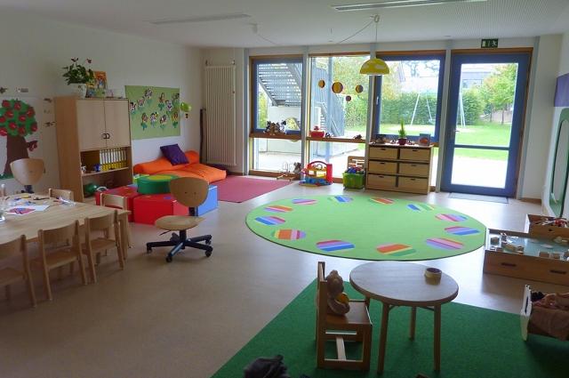 Kindertageseinrichtung cvjm m nster for Raumgestaltung u3